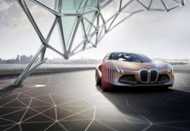 "BMW заглянула в будущее <span class=""color_red"">- ВИДЕО</span>"