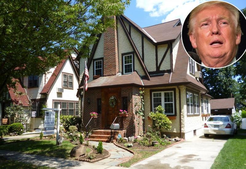 Дом, в котором Трамп провел детство, продан за $2,14 млн