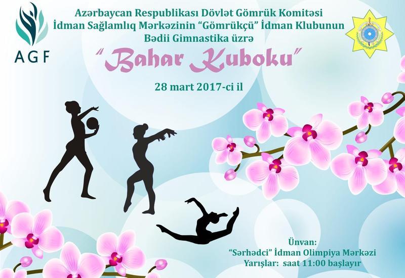 В Баку состоится Весенний Кубок по художественной гимнастике
