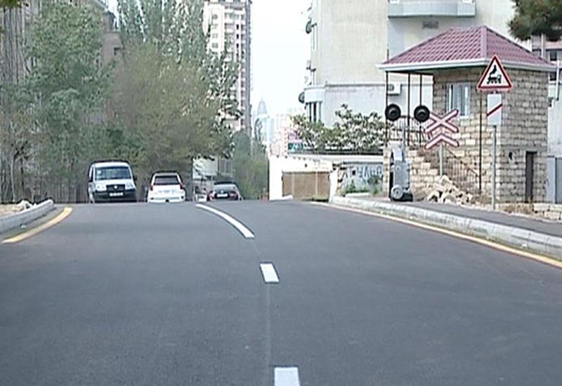 Вниманию водителей! Ограничивается движение на крупном проспекте Баку