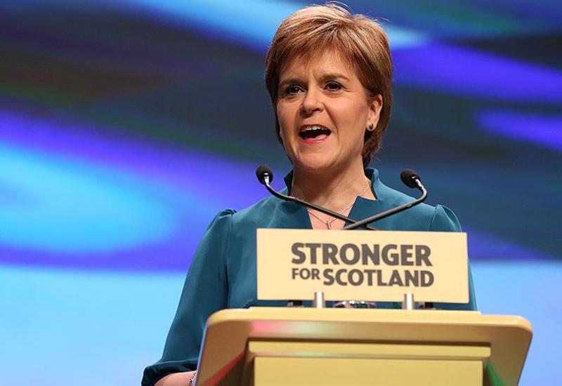 Глава правительства Шотландии: ожидания от встречи с Мэй не оправдались