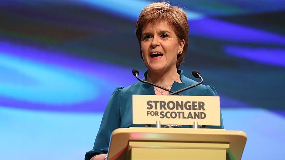 ВШотландии снова проведут референдум онезависимости