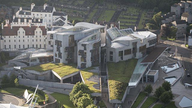 Парламент Шотландии проголосовал зановый референдум онезависимости