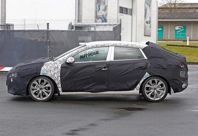 Новая модель Hyundai нацелилась на покупателей Audi