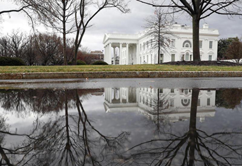 В США перекрыли улицы вокруг Белого дома