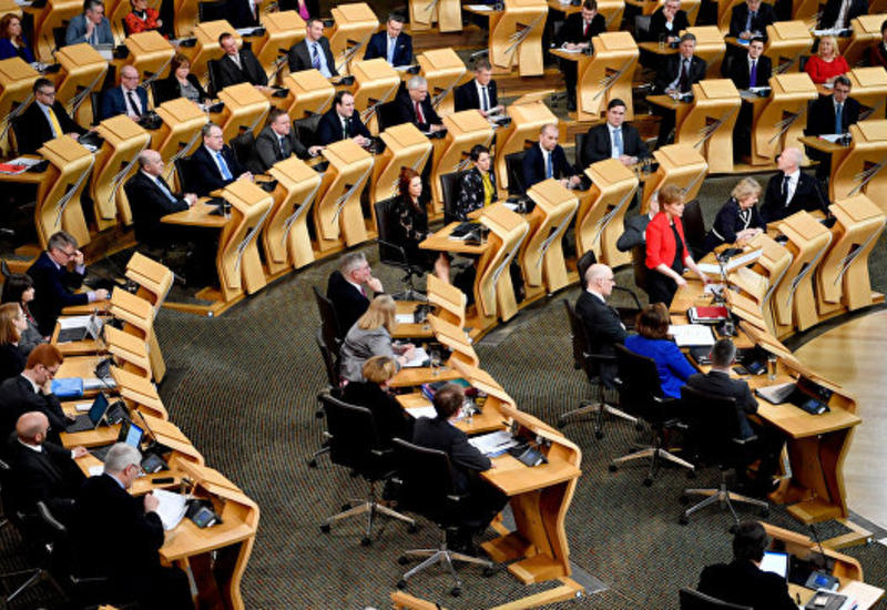 Парламент Шотландии поддержал новый референдум о независимости