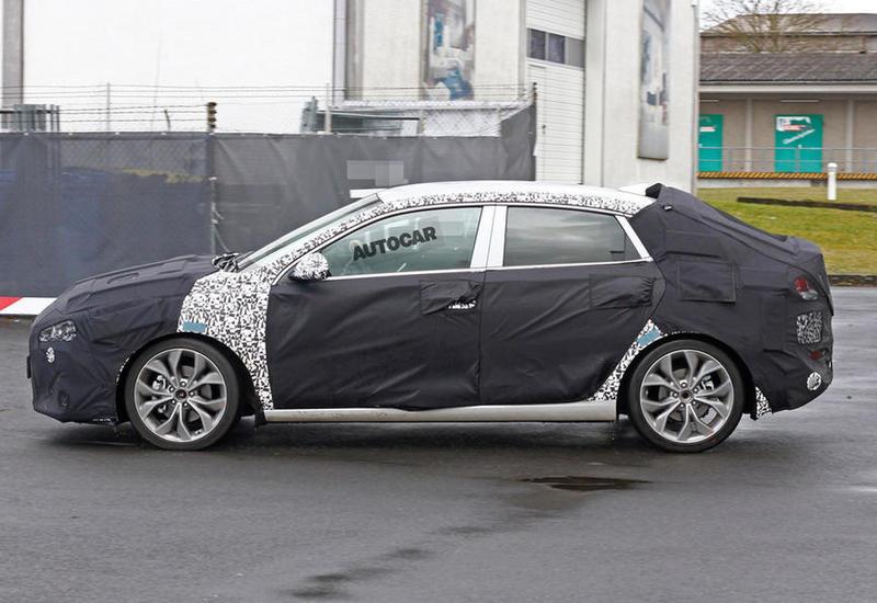 """Новая модель Hyundai нацелилась на покупателей Audi <span class=""""color_red"""">- ФОТО</span>"""