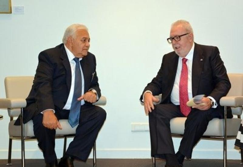 Огтай Асадов встретился с председателем ПАСЕ