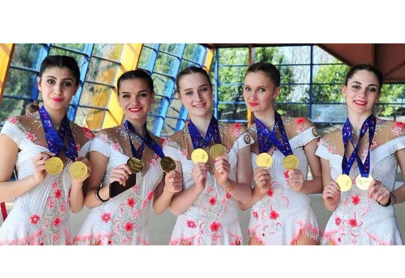 Гимн Азербайджана прозвучал во французском городе Тье