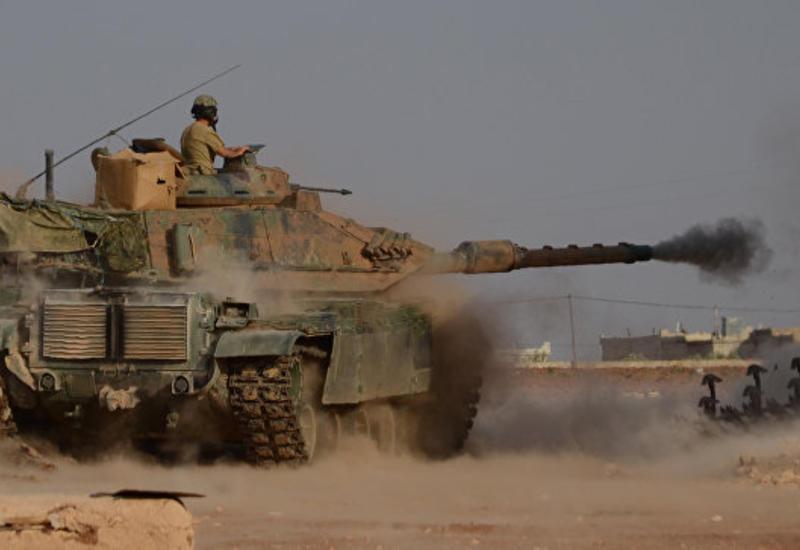 """Турция об успешном завершении операции """"Щит Евфрата"""" в Сирии"""