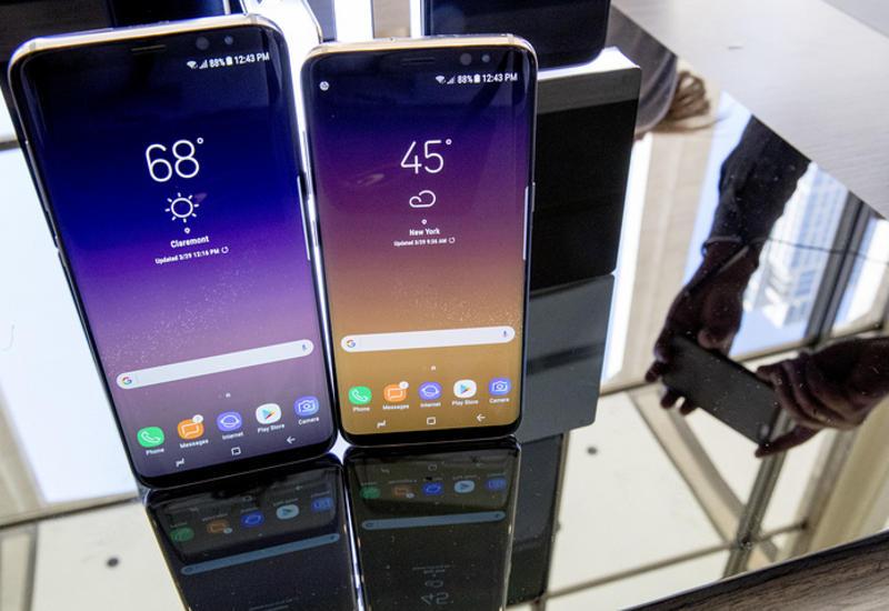 "Samsung представила новые смартфоны Galaxy S8 и S8+ <span class=""color_red"">- ФОТО</span>"