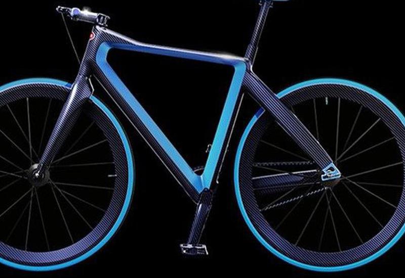 "Bugatti представила велосипед за 39 тысяч долларов <span class=""color_red"">- ВИДЕО</span>"
