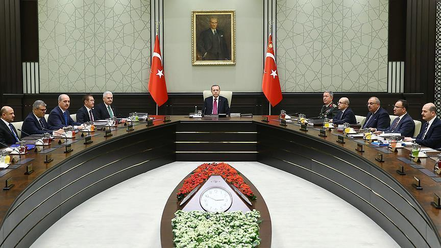 Премьер Турции: операция «Щит Евфрата» завершена