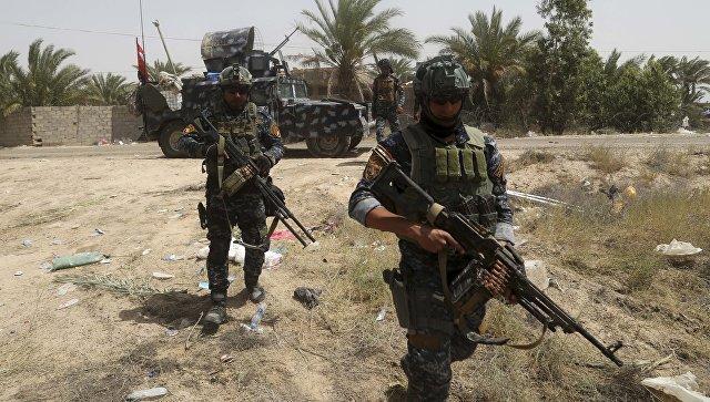 В итоге взрыва вБагдаде погибли 17 человек