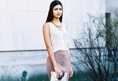 """Модные юбки - интересные образы street style <span class=""""color_red"""">- ФОТО</span>"""