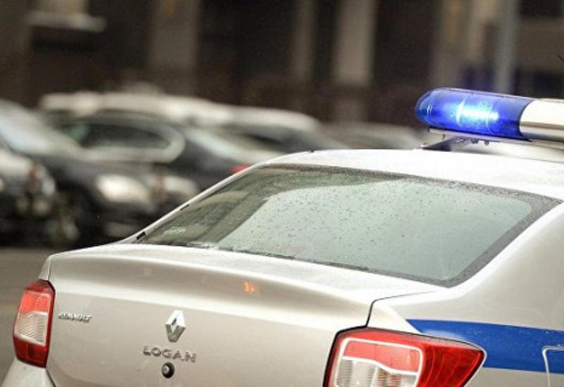 В России школьники расстреляли автобусы из травмата