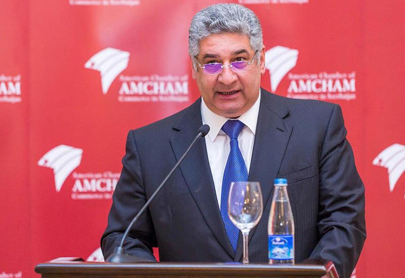 """Азад Рагимов: Азербайджан продемонстрирует непревзойденный уровень профессионализма при проведении Исламиады 2017 <span class=""""color_red"""">- ФОТО</span>"""