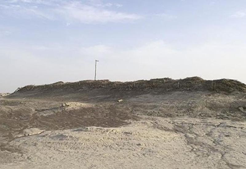 В Китае нашли руины древнего города-оазиса