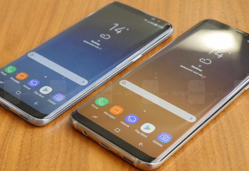 """Первый взгляд на Samsung Galaxy S8 и S8+ <span class=""""color_red"""">- ВИДЕО</span>"""