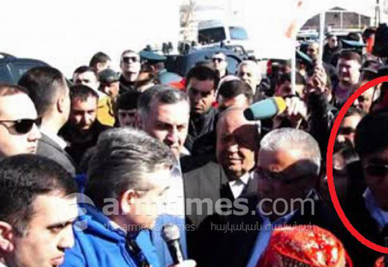 Криминальный авторитет агитирует за партию Саргсяна