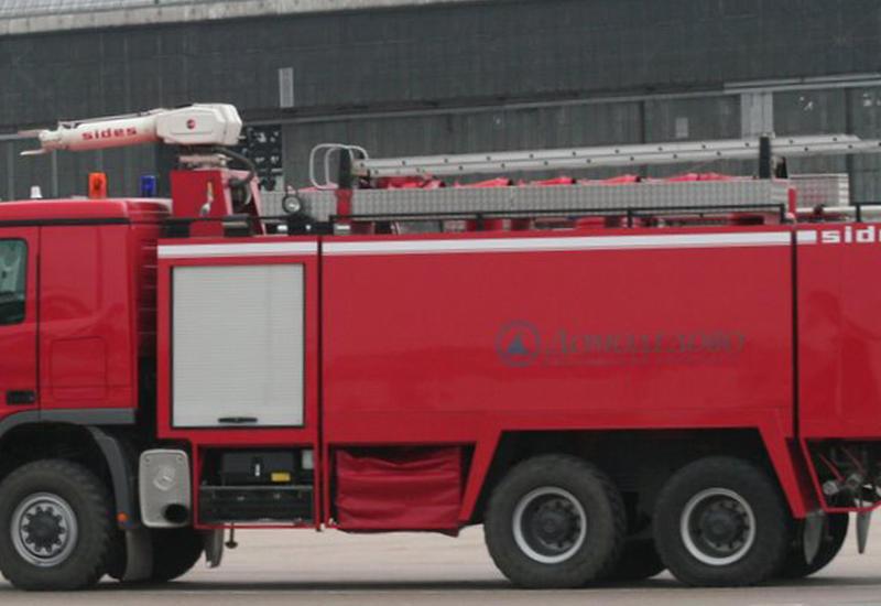 """В России пожарная машина наехала на пешеходов, есть погибший и раненые <span class=""""color_red"""">- ВИДЕО</span>"""