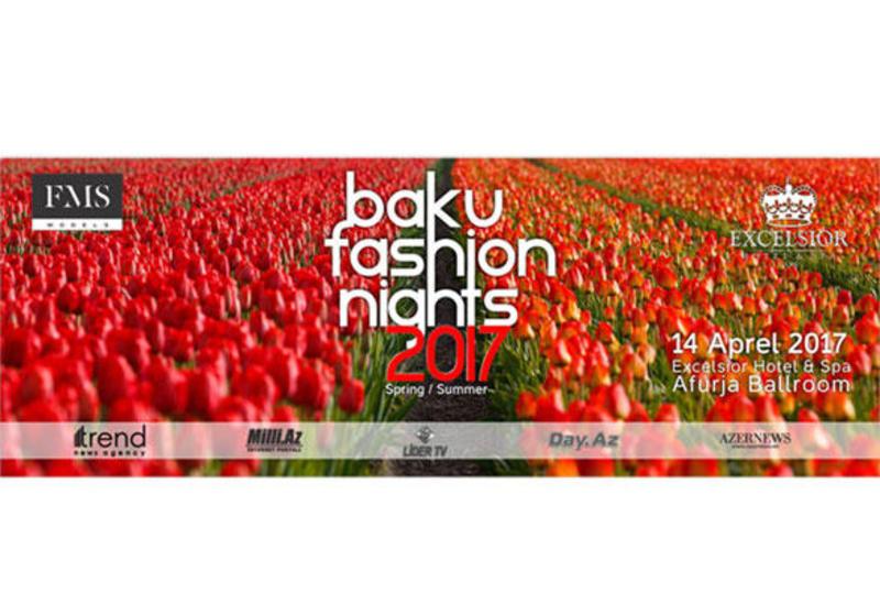 Baku Fashion Night 2017 посетят гости Бакинского шопинг-фестиваля