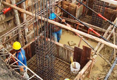 Названа сумма вложенных инвестиций в строительный сектор в Азербайджане