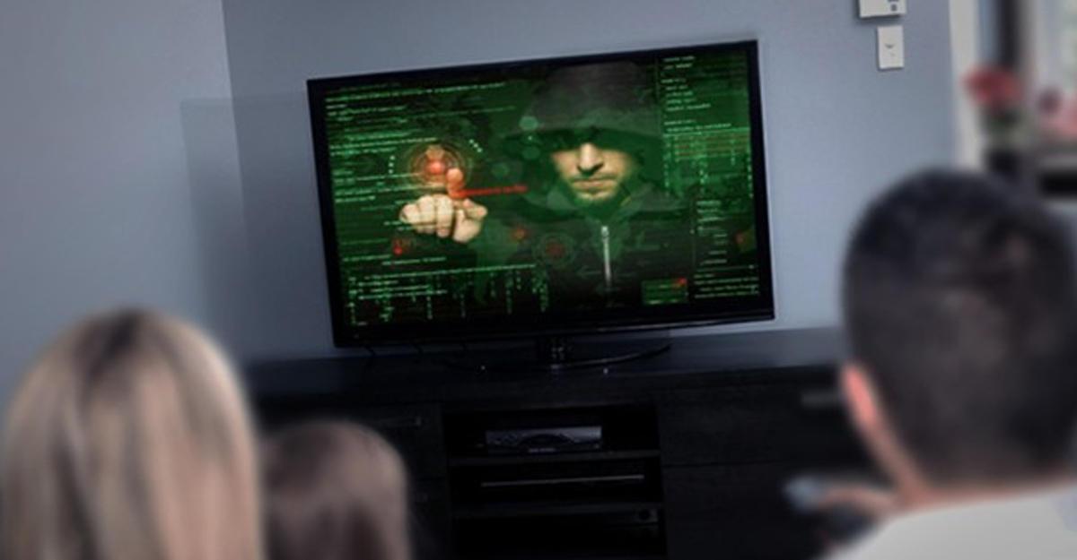 Хакеры могут взломать «умный» телевизор через эфирный знак