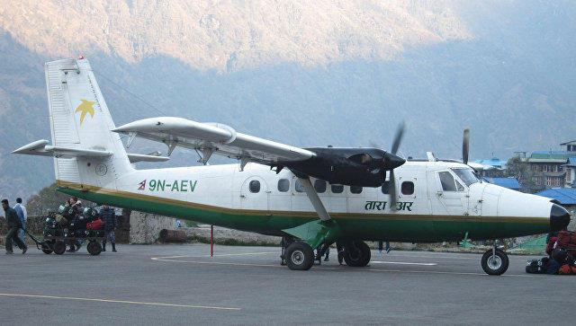 Ваэропорту Непала обнаружили гуляющего леопарда поВПП