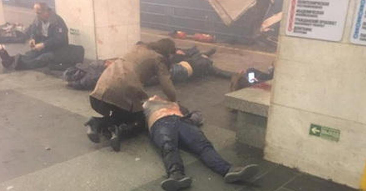 Тела жертв теракта вПетербурге начнут выдавать родственникам— СКРФ