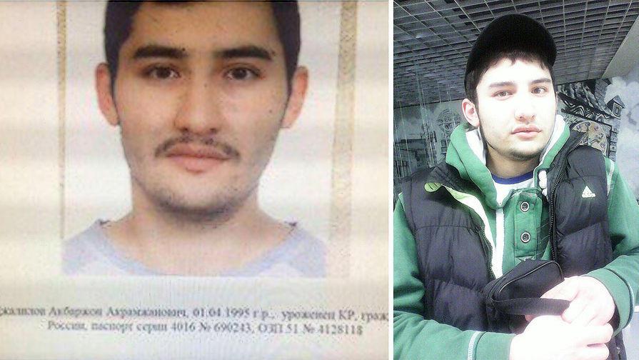 Подорвавший петербургское метро смертник работал всуши-баре