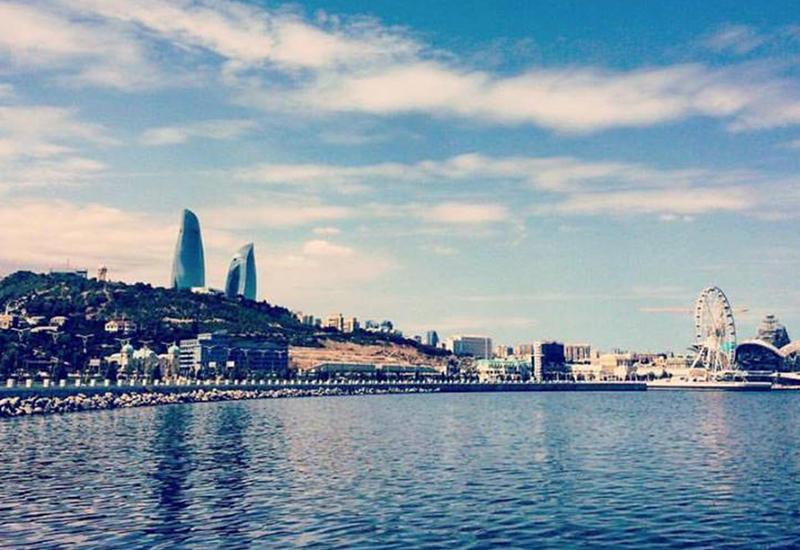 В Баку потеплеет до 31 градуса