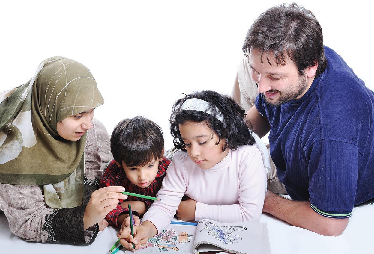 Число мусульманских детей превысит число христианских к2035 году