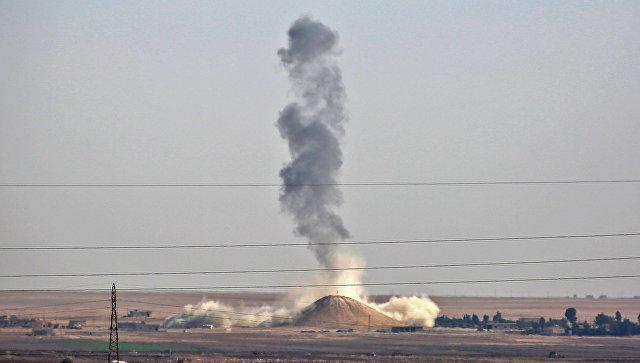 Отавиаудара близ Ракки погибли минимум 15 гражданских— вражда вСирии