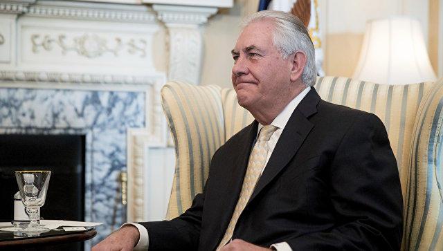 Тиллерсон хочет  использовать удар поСирии для давления на Российскую Федерацию