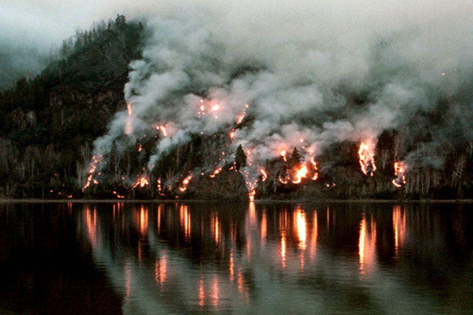 Ученые создали карту будущих природных катастроф в Российской Федерации?