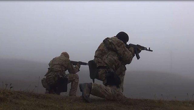 НАК: ВДагестане ликвидированы трое боевиков, оказавших вооруженное сопротивление полицейским