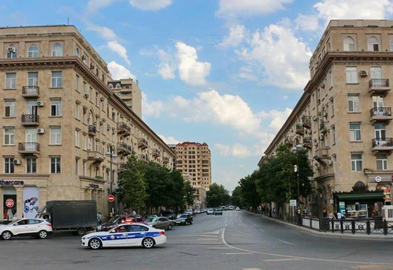 В Баку потеплеет до 30 градусов
