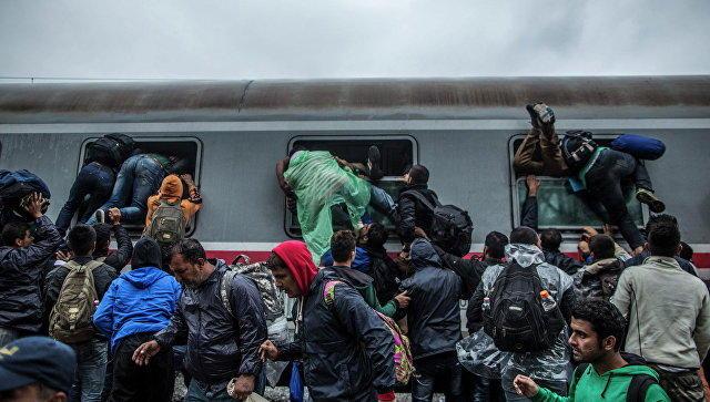 Прага не будет принимать мигрантов даже под угрозой штрафаЕС