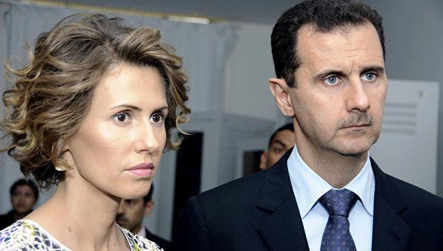 ВСоединенном Королевстве  требуют отнять  гражданства супругу  Асада