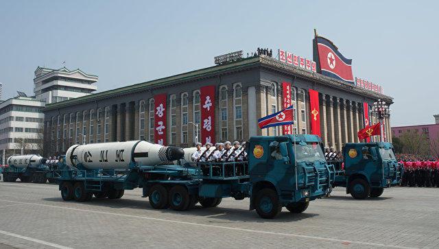 ВКНДР проинформировали цели атак вслучае агрессии США