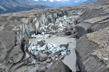 Ученые: ВКанаде почти пропала река Слимс