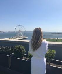 Вера Брежнева показала Баку многомиллионным подписчикам в Instagram - ФОТО