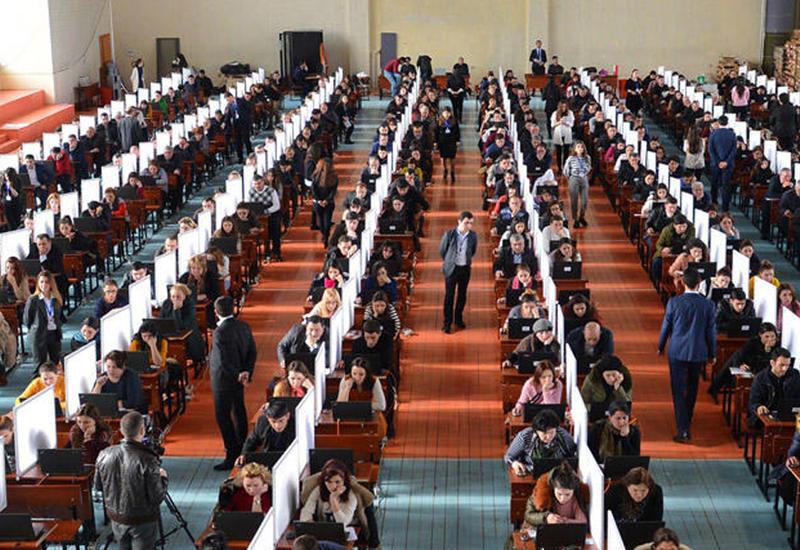Определены тарифы на экзамены по приему на госслужбу в Азербайджане