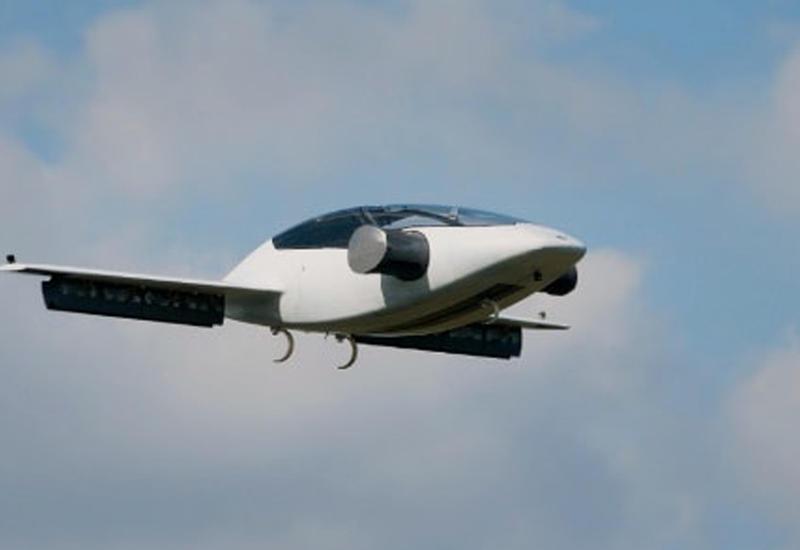 """Этому летающему электромобилю даже не требуется взлетная полоса <span class=""""color_red"""">- ВИДЕО</span>"""