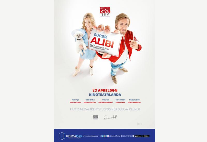 """CinemaPlus покажет профессиональный азербайджанский дубляж комедии «Супер Алиби» <span class=""""color_red"""">- ВИДЕО</span>"""