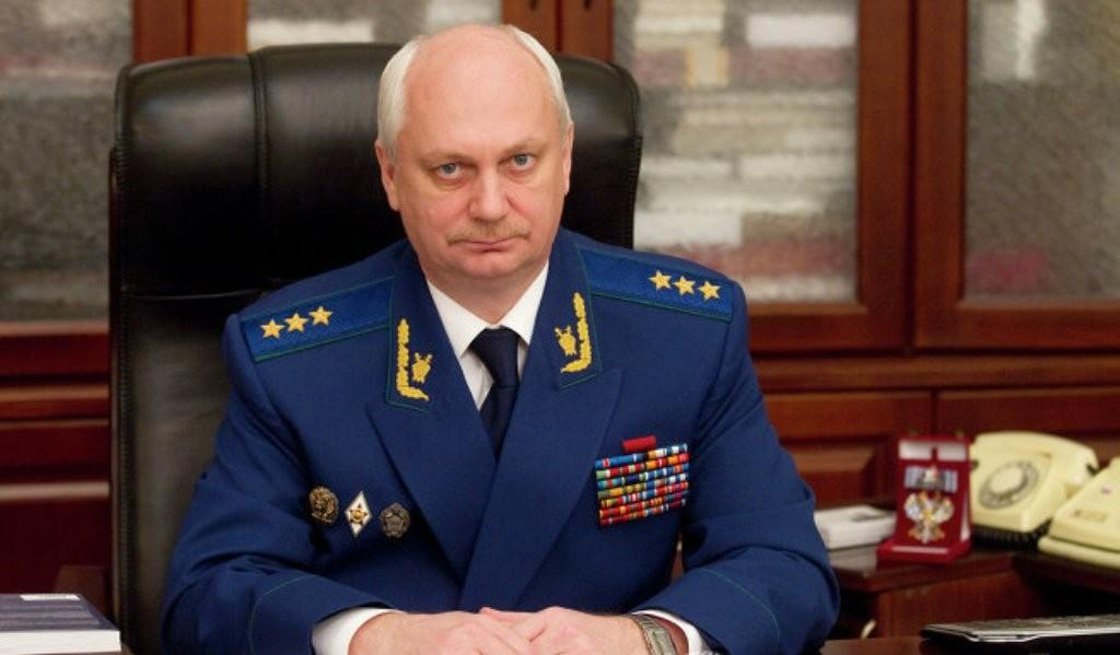 Главный военный обвинитель РФСергей Фридинский подал вотставку