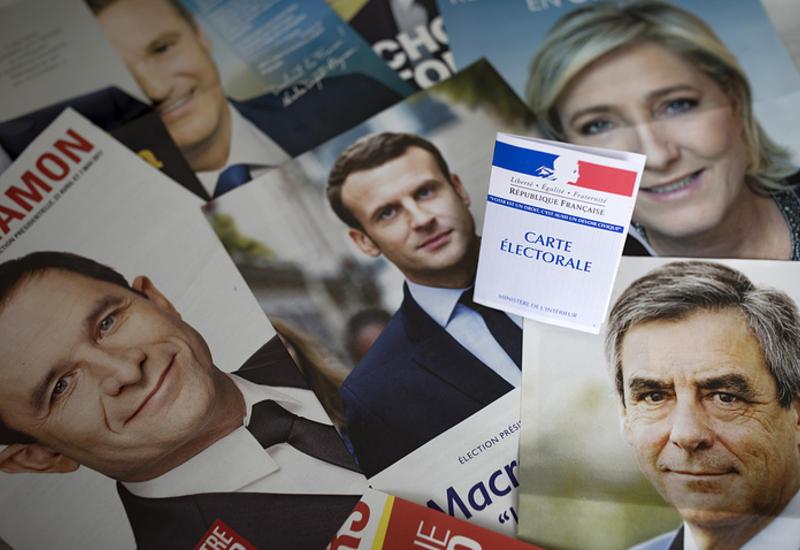 Франция проводит президентские выборы