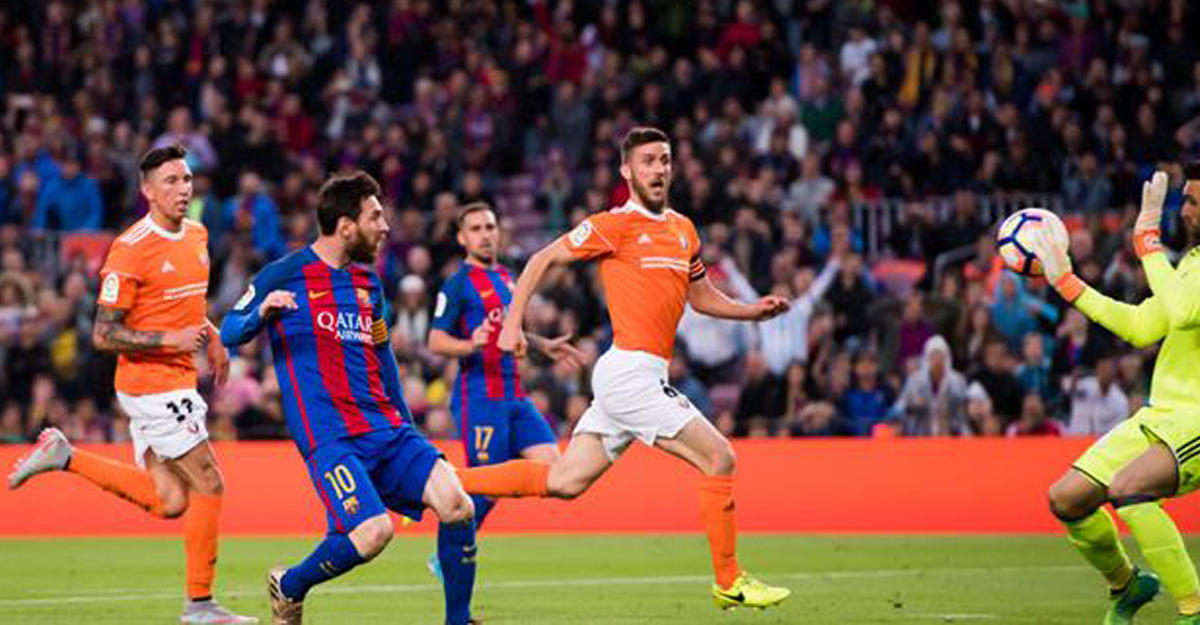 «Барселона»— «Осасуна»: прогноз Константина Генича