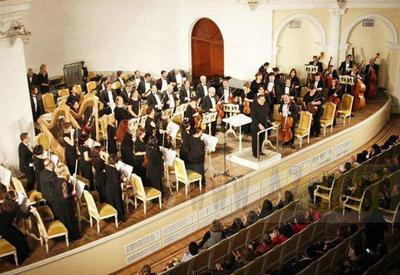 В Филармонии прошел концерт «O Patria Mia»